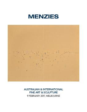 Menzies February 2017 Australian & International Fine Art & Sculpture image