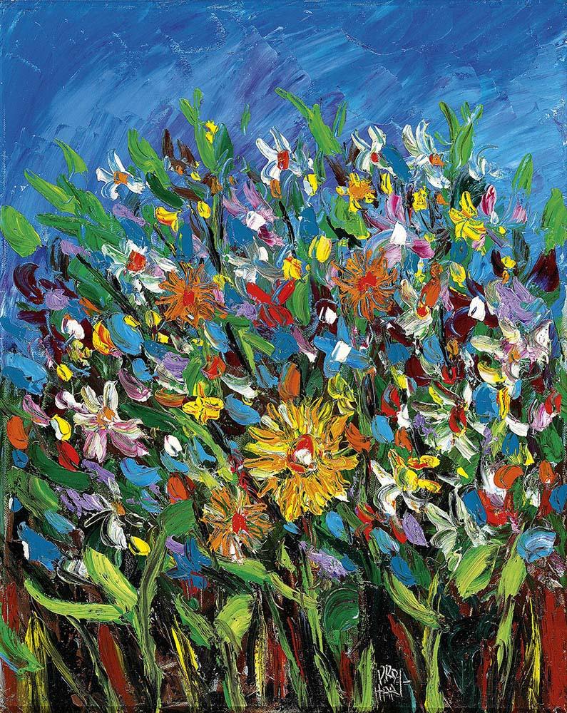 Spring Flowers Menzies Art Brands Australian Art Auctions
