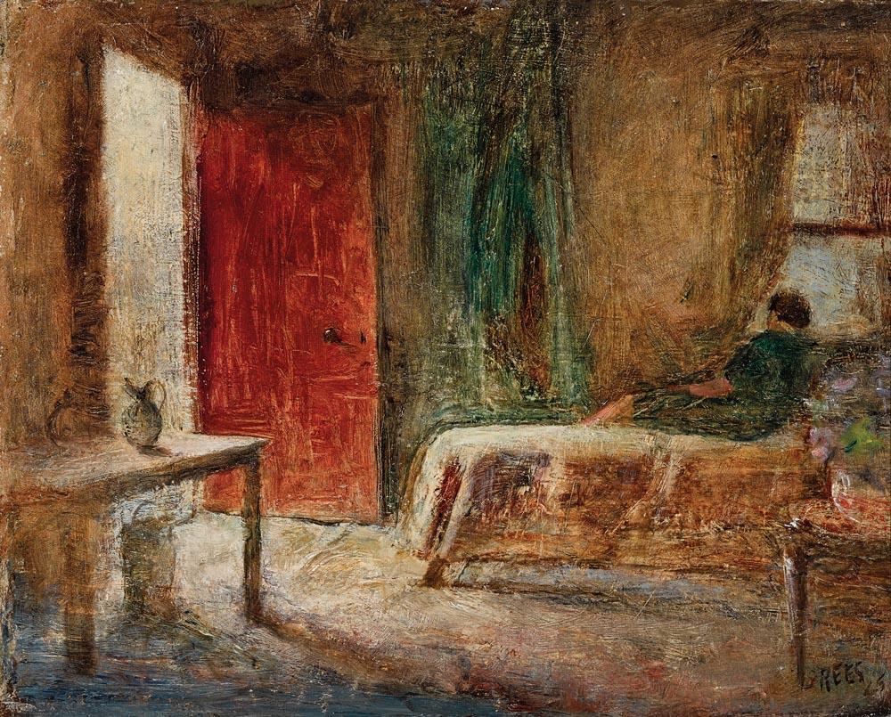 The Red Door Menzies Art Brands Australian Art Auctions