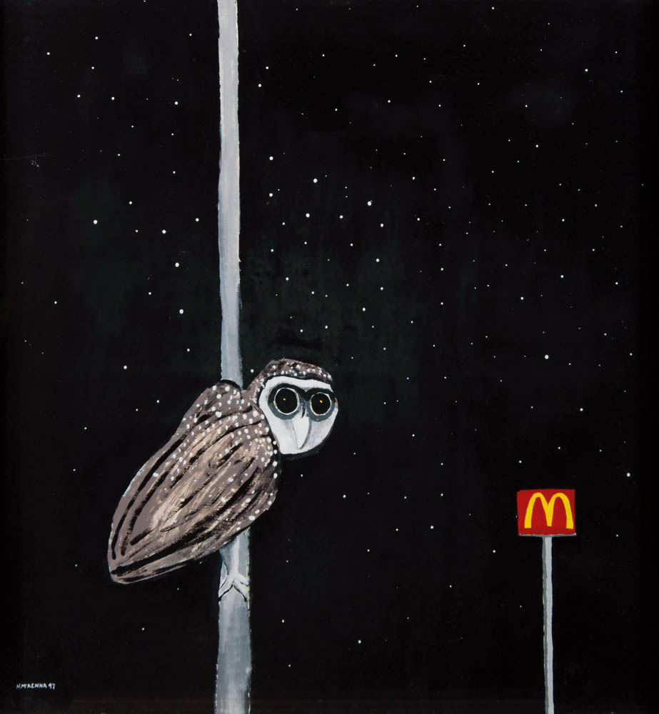 catalogue noel 2018 date Sooty Owl | Menzies Art Brands | Australian Art Auctions  catalogue noel 2018 date