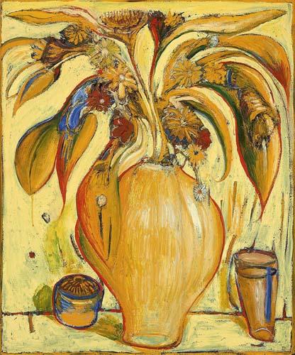 Brett Whiteley's Chelsea Flower Show Image