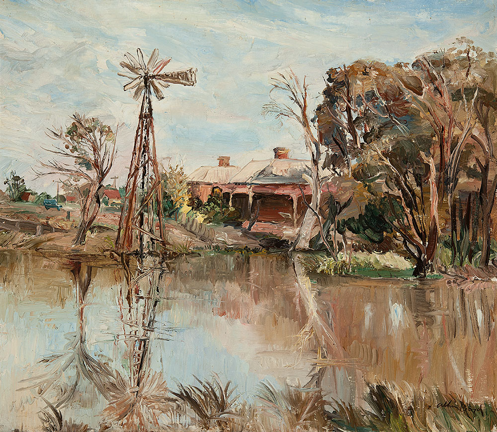 arthur boyd Few australian artists have cast their vision across so broad a landscape of ideas  and traditions, both real and mythological, as arthur boyd and few have.