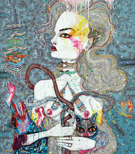 30. DEL KATHRYN BARTON even if it means the end of you2010 image
