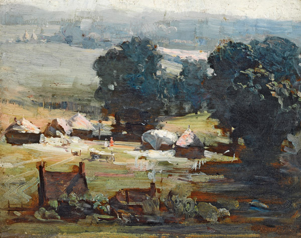 14. ARTHUR STREETON Kent Harvest image