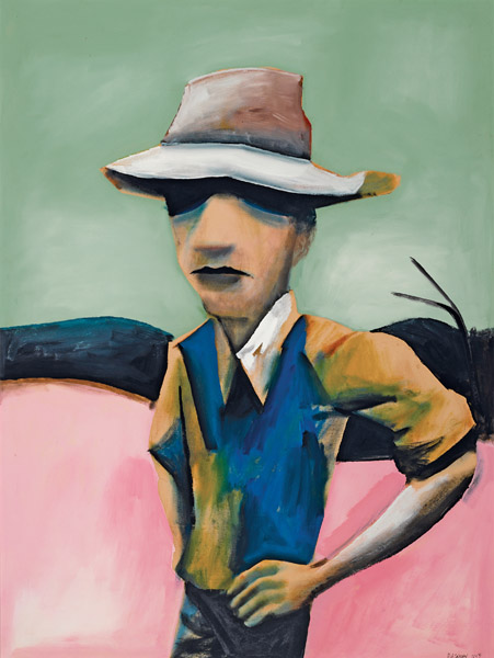 23. CHARLES BLACKMAN Hill Farmer image