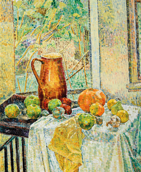29. GRACE COSSINGTON SMITH Jug with Fruit in the Window 1960 image