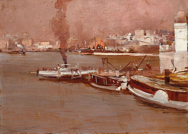28. TOM ROBERTS North Shore image