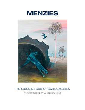 Night Two: The Stock in Trade of Savill Galleries, 22 September 2016 image