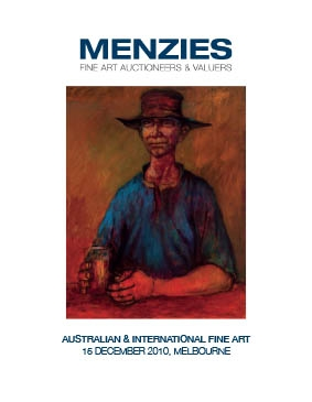 Menzies Auction - Jim 0052 Cover Image