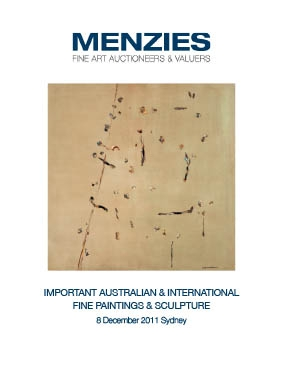 Menzies Auction - Hillside 0057 Cover Image