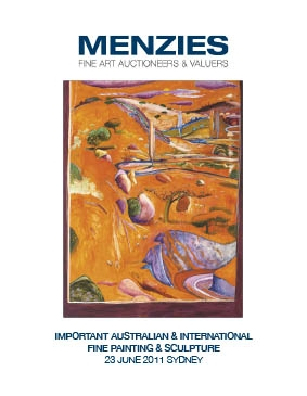Menzies Auction - Paddock 0054 Cover Image