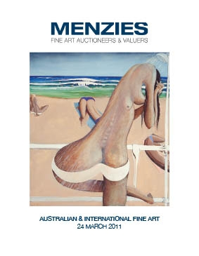 Menzies Auction - Salt 0053 Cover Image