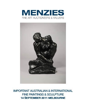 Menzies Auction - Chanting 0055 Cover Image