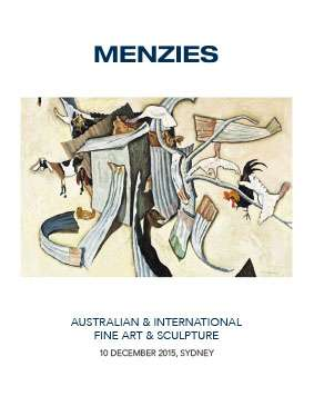 Menzies December Catalogue 2015 image