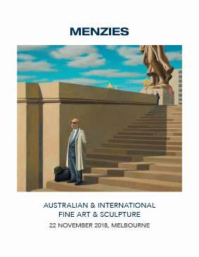 Menzies November 2018 Auction image