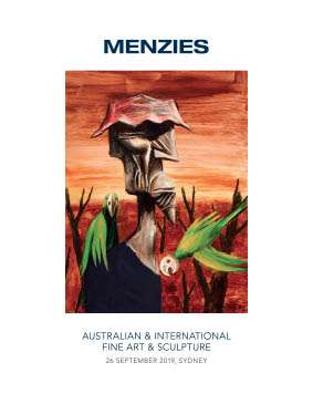 Menzies September 2019 Auction Catalogue image