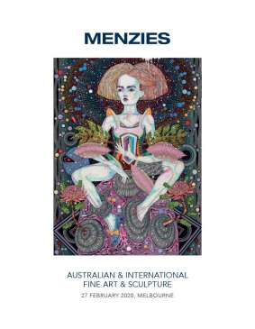 Australian & International Fine Art & Sculpture February 2020 image