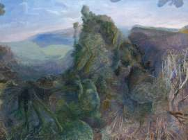 Tweed Valley, Rainforest Ridge and Beechmont by WILLIAM ROBINSON