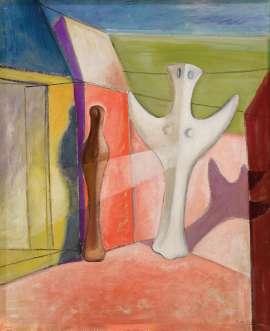 Annunciation by ROY DE MAISTRE