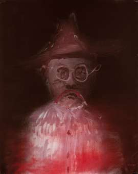 Foreign Devil (from the Silk Road series) by SIDNEY NOLAN