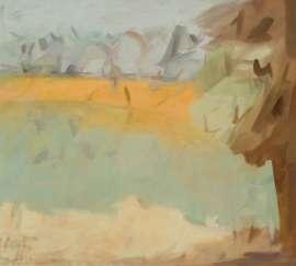 Darling River Landscape by SAM FULLBROOK