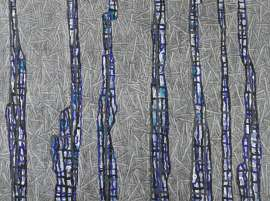Formations and Figures V by JOHN PEART