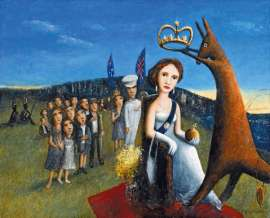 The Crowning Glory by GARRY SHEAD