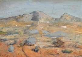 Landscape at Orange by LLOYD REES