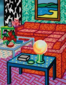 Deluxe Setting by HOWARD ARKLEY