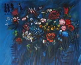 The Insect's Garden by CHARLES BLACKMAN