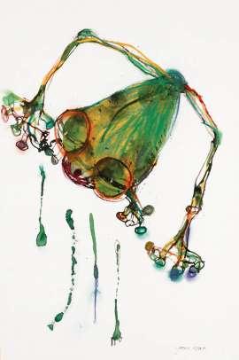 Frog by JOHN OLSEN