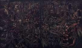 Midnight Garden by CHARLES BLACKMAN