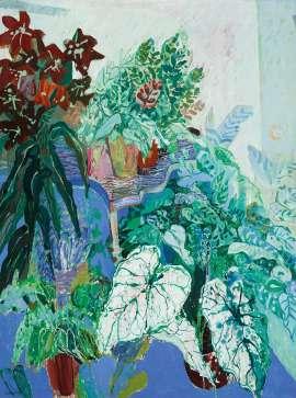 Pot Plants by ELISABETH CUMMINGS