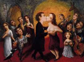 Romeo and Juliet by GARRY SHEAD