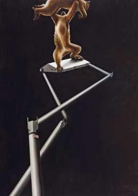 Scissor Lift by SAM LEACH