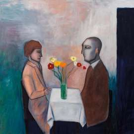 The Wedding Anniversary by ROBERT DICKERSON