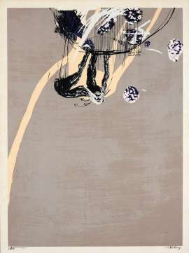 Swinging Monkey 3 by BRETT WHITELEY