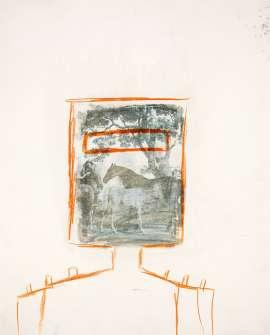 Kelly Stubbs by SIDNEY NOLAN
