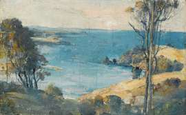 Sea by TOM ROBERTS