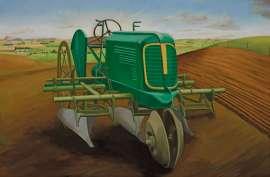 Row Cropper by STEPHEN BUSH