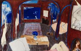 Henri's Armchair by BRETT WHITELEY