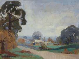 Country Road by HORACE TRENERRY