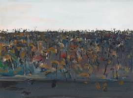 Untitled (Lysterfield Series) by FRED WILLIAMS