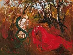 Prodigal Son in Bush by ARTHUR BOYD