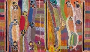Digging Stick Dreaming by MAGGIE WATSON NAPANGARDI