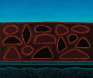 Along the Diamantina by JOHN COBURN