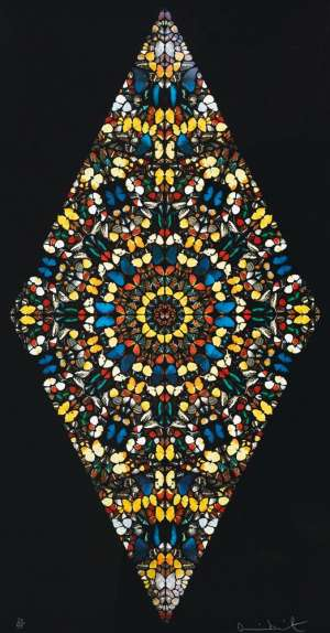 Sceptic by DAMIEN HIRST