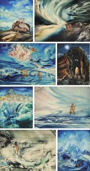 Odysseus by JAMES GLEESON