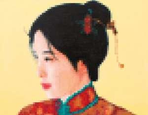 Mei Mei XV by ZHONG CHEN