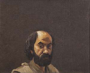Self Portrait by RICK AMOR